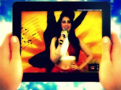 """TV ! Pgm Show&Art """"Câmera & Conexão Cultural"""" Apresentação Dani Pessôa"""