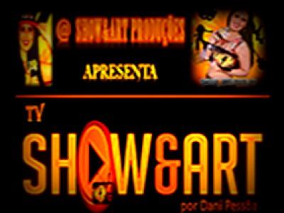 "AGENDA  ""Programa Show&Art"" Apresentação Dani Pessôa"