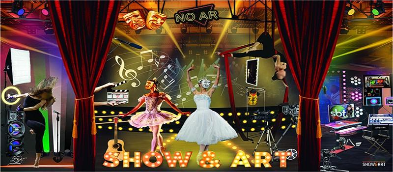 Show&Art na Tv !