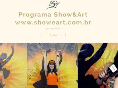 Dani Pessôa à Show&Art !