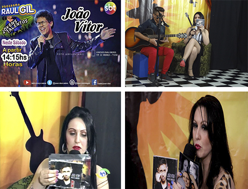João Vitor ShowEART Sbt