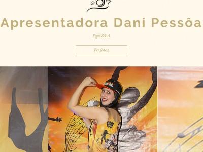Dani Pessôa Apresentadora