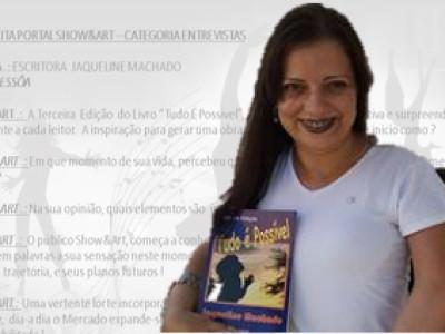Personalidade | Jaqueline Machado