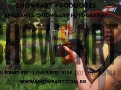 """SHOWEART FOTOGRAFIA AO ENSAIO """"FOTO LEMBRANÇA"""""""