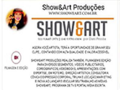 SHOW&ART PRODUÇÕES | Filme e Foto com Direção Artística de Dani Pessôa
