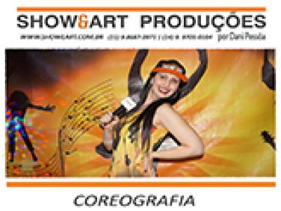 """Show&Art Coreografia em Destaque na Campanha """"Com Amor Realizando Sonhos"""""""